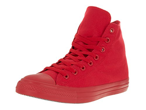 Alte Monocrome Sneaker all rosso Donna Converse Hi Star HABXHqP