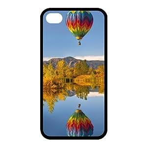 Custom Balloon Back case for iphone 5 5s ,5 5s JN5 5s-249