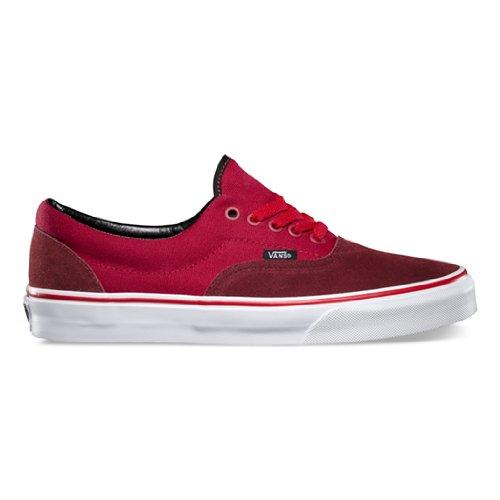 Vans Era, Zapatillas de skate Unisex Rojo - rojo