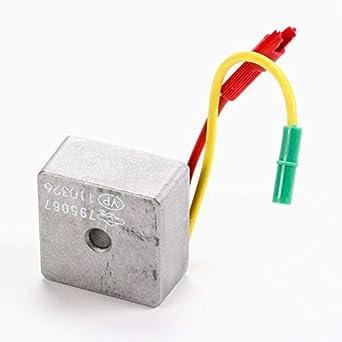Amazon.com: regulador de voltaje de repuesto para briggs y ...