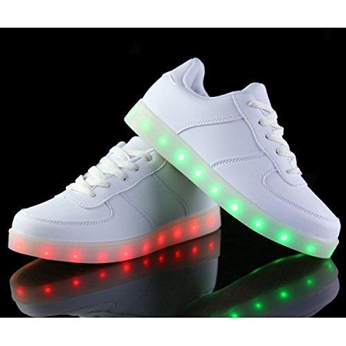 Zapatillas luces led talla 37