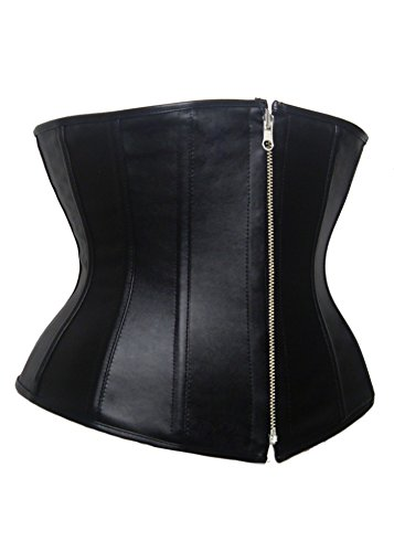 AliceCorset Fashion Sexy Vintage Underbust Corset Bustier With G-String XX-Large