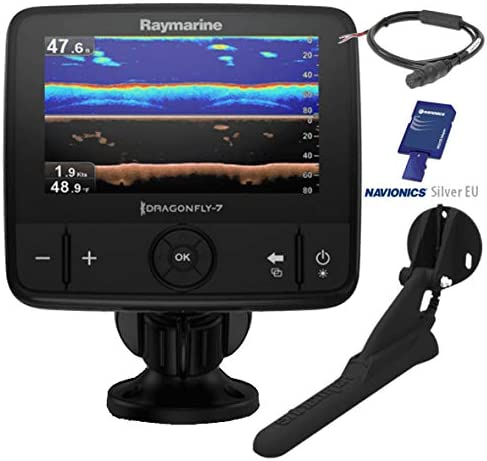 Raymarine Dragonfly 7pro Sonda Ploter con C-Map USA Essentials Charts Resistencia Al Agua Ipx6 Y Ipx7 E70320-Eu: Amazon.es: Electrónica