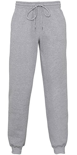 Gildan-Mens Jogging and Sweat Pants-Heavy Blend sweatpants with cuff-