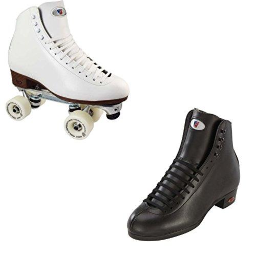 Black Riedell 120 Juice Plus Indoor Roller Skates