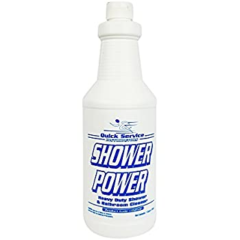 Amazon Com Shower Power Powerful Bathroom Cleaner From