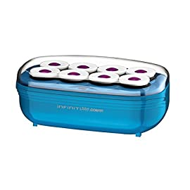 - 41cJoMKl YL - Infiniti Pro By Conair Smooth Waves Mega Volume 2-Inch Rollers