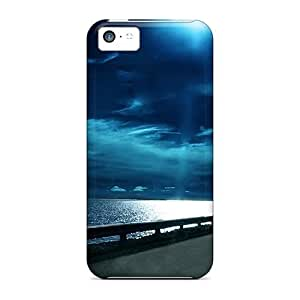 New Style CaroleSignorile Hard Cases Covers For Iphone 5c- Highway Nights