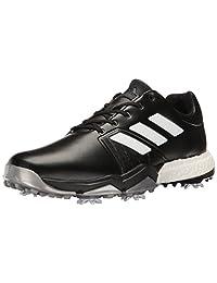 Adidas Mens Adipower Boost 3 Cblack/F Golf Shoe