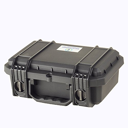 Seahorse 230 Medium Tactical Case with Foam, Black (Waterproof Case Seahorse)