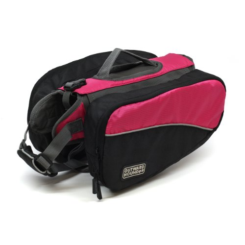 Outward Hound Kyjen  2501 Dog Backpack, Small, Pink