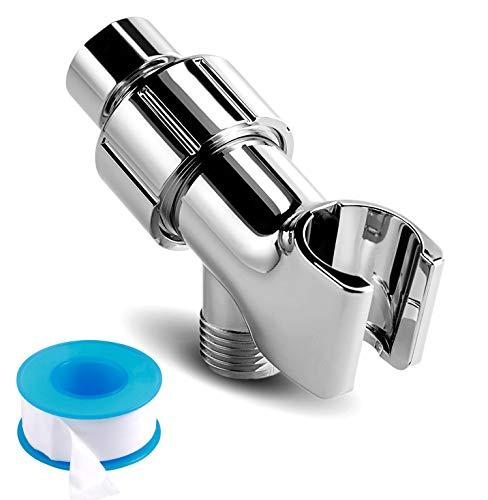 Shower Arm Bracket for Handheld Shower Head, 360