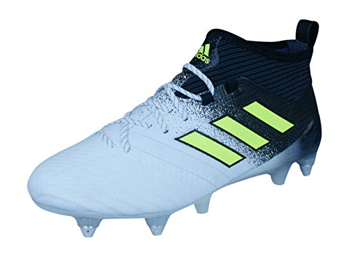 adidas Performance Mens ACE 17.1 SG Football Boots - White - 8.5