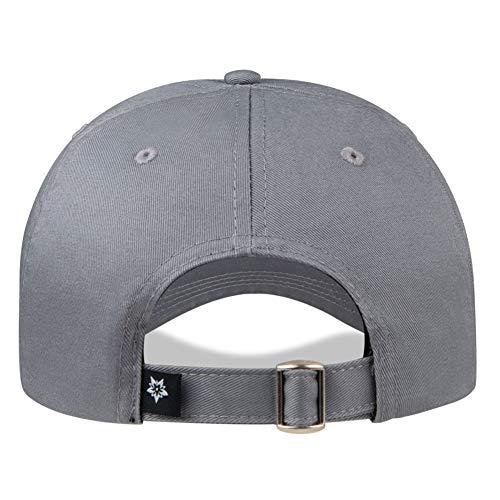 5fc0414c8e3 Yamanman Men Women Baseball Cap Adjustable Cotton Dad Hat Washed Twill Plain  Ball Cap Low Profile