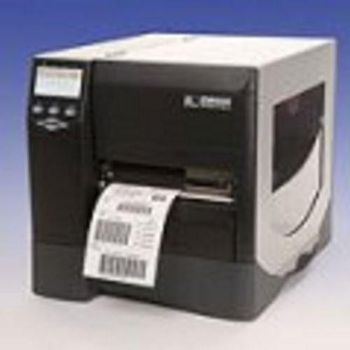 Zebra Clock Thermal - Zebra ZM600-3001-0100T Direct Thermal/Thermal Transfer Desktop Label Printer, 300 DPI, 6