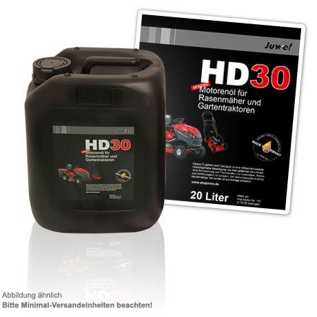 Aceite de motor 20 litros Bidón para cortacésped y césped Tractores SAE 30/HD30: Amazon.es: Jardín