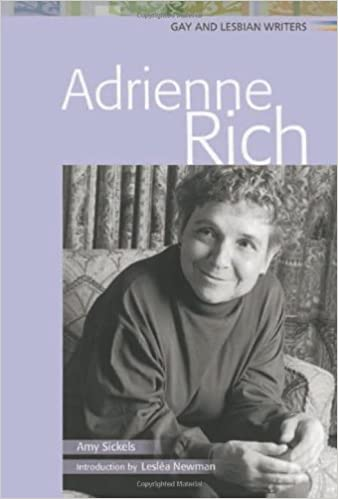 Adrienne Rich (Gay and Lesbian Writers)