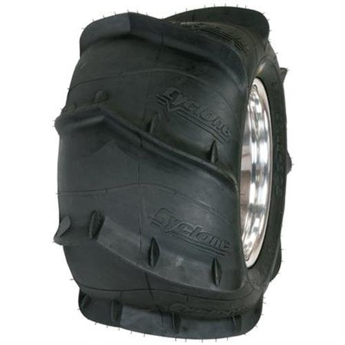Sedona Cyclone Sand Paddle Tire - Rear Left - 20x11x9L , Position: Rear, Rim Size: 9, Tire Application: Sand, Tire Size: 20x11x9L, Tire Type: ATV/UTV CY20119L