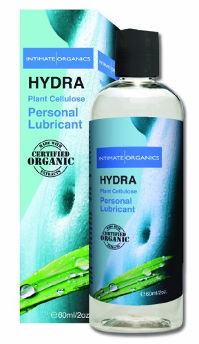 Intimate Organics Water Based Lubricant Hydra, 8.12 Ounce