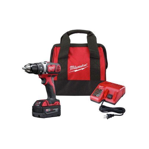 Milwaukee M18 1/2u0022 Compact Drill/Driver Kit
