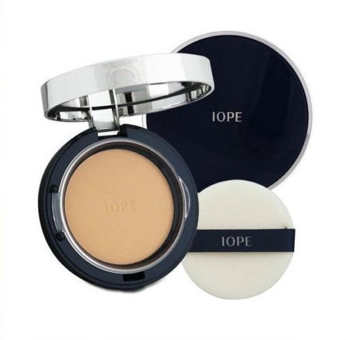 Pacific Skin Foundation (Amore Pacific IOPE Perfect Skin Twin Pact (SPF 32, PA++) Natural Beige 12g #23)
