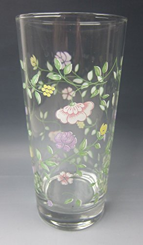 Johnson Brothers Glassware SUMMER CHINTZ 16 Oz. Tumbler(s) EXCELLENT