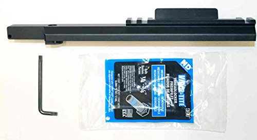 Low-profile Swiss K31 NDT (No Drill-Tap) Full-length Scope Mount by BadAce