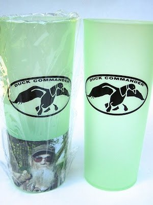 Duck Dynasty A & E Redneck Tumbler Tea Cup - Color May Very ()