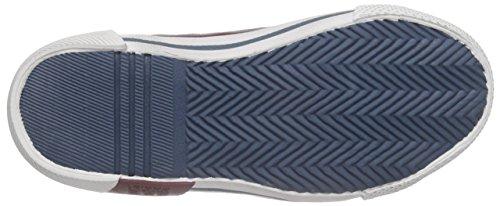 s.Oliver 43203 - Zapatillas Unisex Niños Azul - azul (Denim 802)