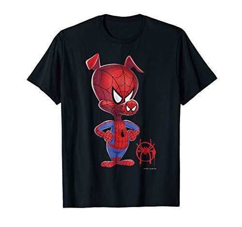 Marvel Spider-Man Spiderverse Spider-Ham Graphic T-Shirt