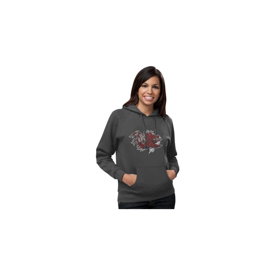 South Carolina Gamecocks Womens Sport Stretch Vintage Fleece Hoodie