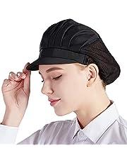 Nanxson 3pcs Unisex Solid Color Mesh Industrial Workshop Protective Working Kitchen Hats Hair Net CF9033