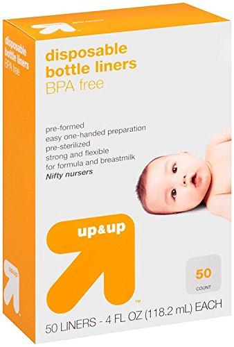 Buy baby bottle liners