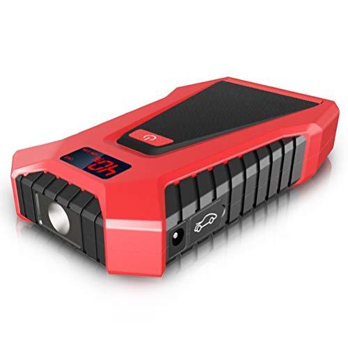 Car Jump Starter 600A Peak Current 10000mAh 12V Car Battery Starter with LED Flashlight Car Battery Charger 12V Car Battery: