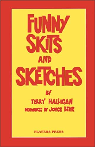 Amazon com: Funny Skits and Sketches (9780887346880): Terry
