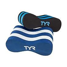 TYR Pull Float, Black/Blue