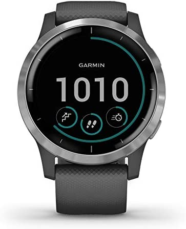 Garmin vívoactive 4S、小型GPSスマートウォッチ。 45mm 010-02174-01