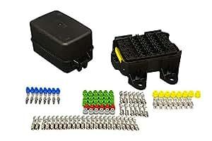 mta waterproof sealed fuse and relay holder. Black Bedroom Furniture Sets. Home Design Ideas