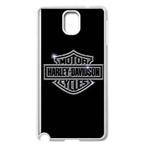 Samsung Galaxy Note 3 Cell Phone Case White Harley Davidson Phone cover L7755208