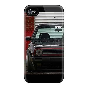 Cute Tpu Phone Case Gti Case Cover For Iphone 4/4s