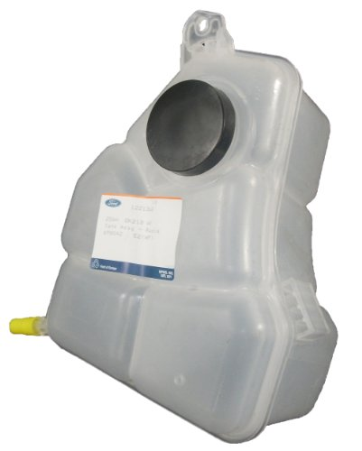 Genuine Ford Fiesta Fusion Expansion Radiator Coolant Tank 1221362: