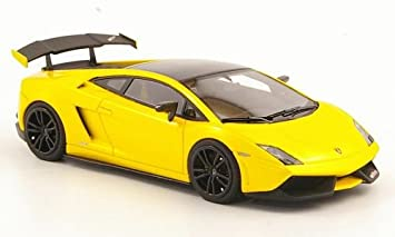 Bälle Lamborghini Fußball in gelb