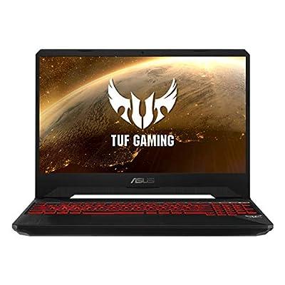 "ASUS TUF Gaming FX505DY-BQ024 - Portátil Gaming 15.6"" FullHD (Ryzen 5 3550H, 8GB RAM, 512GB SSD, AMD Radeon RX560X-4GB, Sin sistema operativo) Negro Red Matter - Teclado QWERTY Español 7"