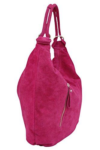 Ambra Wl803 Femme À Pink Cm Épaule Dimensions Modèle Groß En nbsp;42 4 Cm Din Main Daim Moda nbsp; a4 Sac Porté 35 Velouté X Pour Format XrgwArq