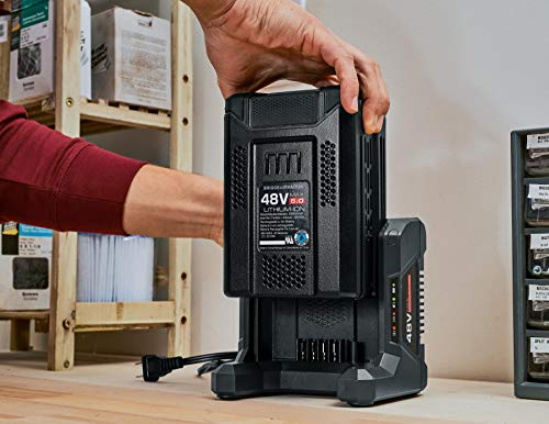 Briggs & Stratton 48V MAX 5.0 Lithium-ion Battery for Snapper HD Electric Cordless tools, 1697090, BSB5AH48 by Briggs & Stratton (Image #1)