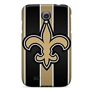 Top Quality Case Cover For Galaxy S4 Case With Nice New Orleans Saints Appearance