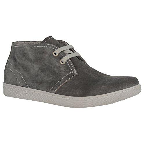Nero Giardini , Herren Sneaker Grau grau 15 Sasso