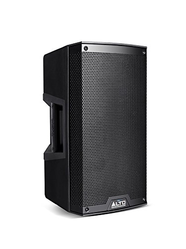 Alto Professional TS210 | 10'' 2-Way Powered Loudspeaker with Integrated Mixer (1100W Peak / 550W Continuous) by Alto Professional