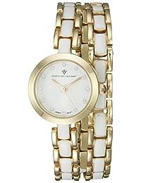 Christian Van Sant CV5612 Women's Watch Spiral