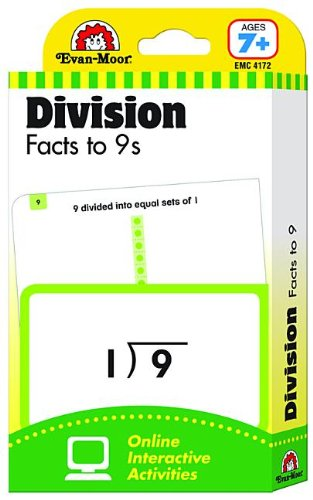 division fact card games - 1